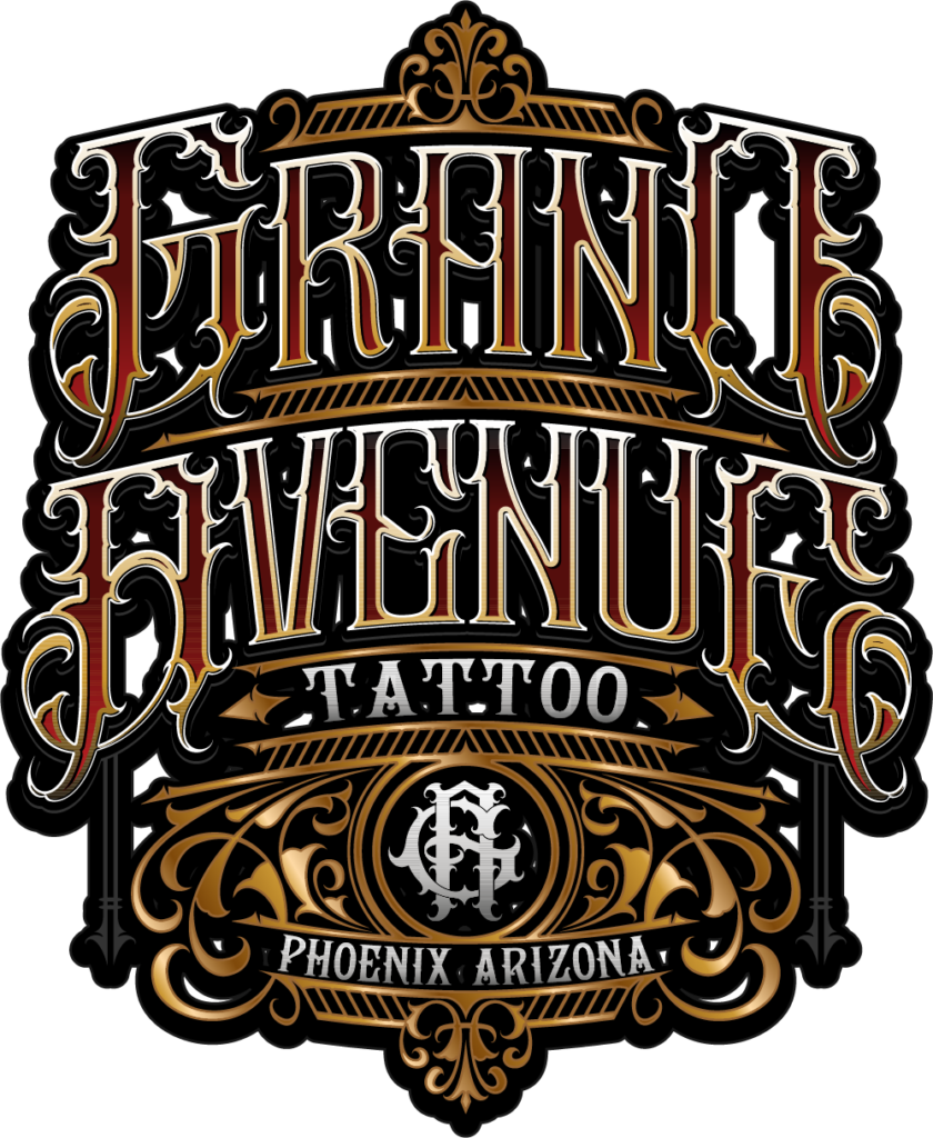 Grand Avenue Tattoo 1